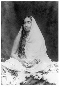 Sri Sarada Devi – The Holy Mother (1853–1920)